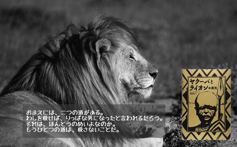 ヤクーバとライオン