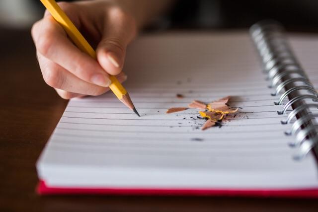 読書感想文を書く